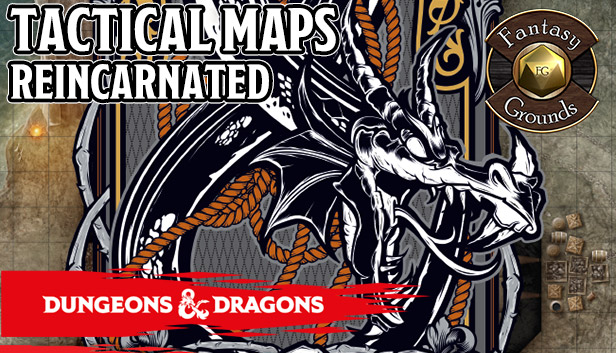 Fantasy Grounds Dungeons Dragons Tactical Maps Reincarnated On Steam
