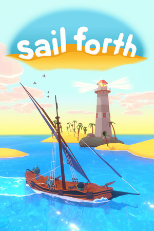 Sail Forth poster image on Steam Backlog
