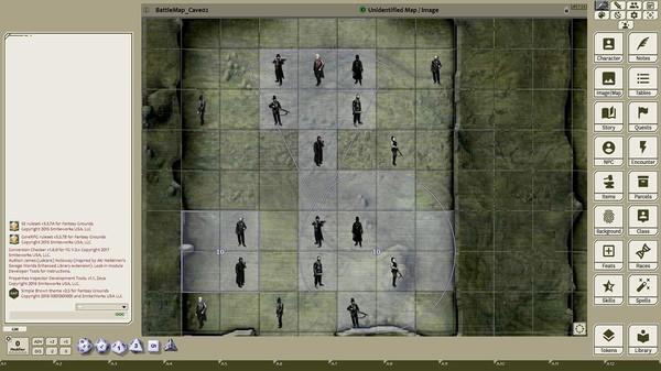 Fantasy Grounds - Scum & Villainy, Volume 7 (Token Pack)
