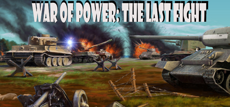 War of Power: The Last Fight cover art