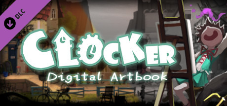 Clocker - Digital Artbook