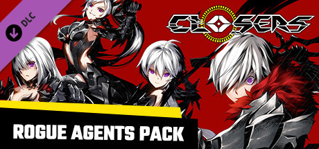 Closers: Rogue Agents Pack