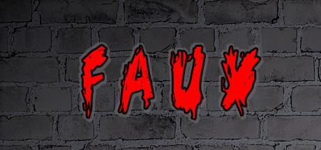 Faux cover art