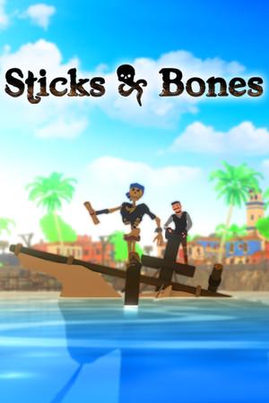 Sticks And Bones poster image on Steam Backlog