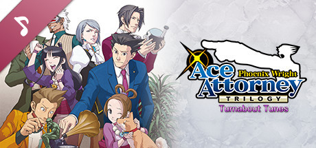 Phoenix Wright: Ace Attorney Trilogy - Turnabout Tunes