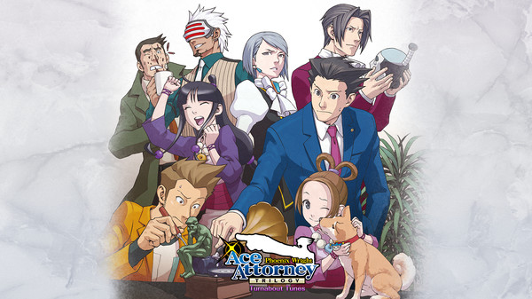 Phoenix Wright: Ace Attorney Trilogy - Turnabout Tunes / 逆転裁判123 成歩堂セレクション - 逆転裁判 メモリアルセレクション (DLC)