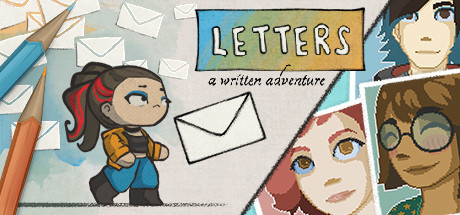 Letters - a written adventure on Steam