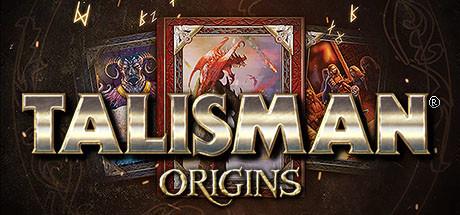 Talisman Origins Capa