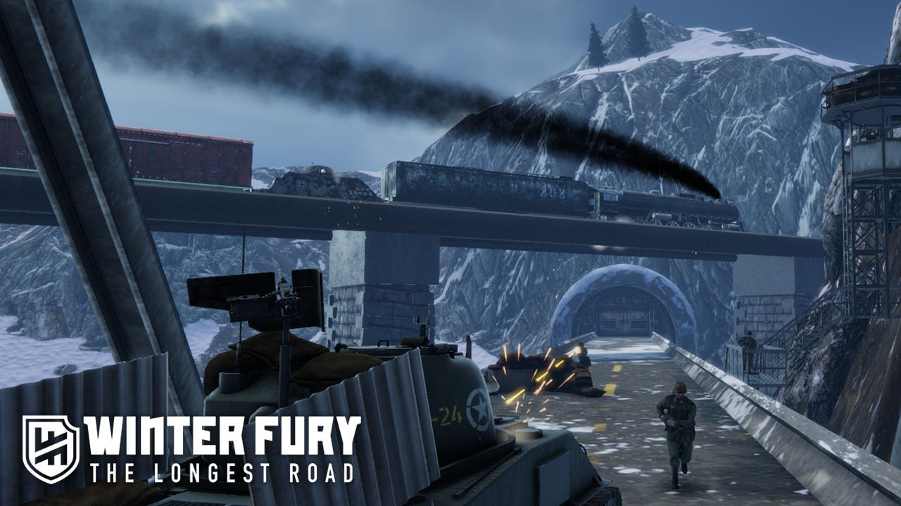 Winter Fury: The Longest Road