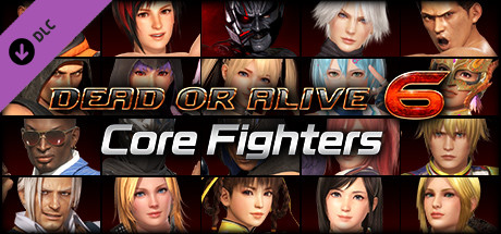DEAD OR ALIVE 6: Core Fighters 20 Character Set on Steam