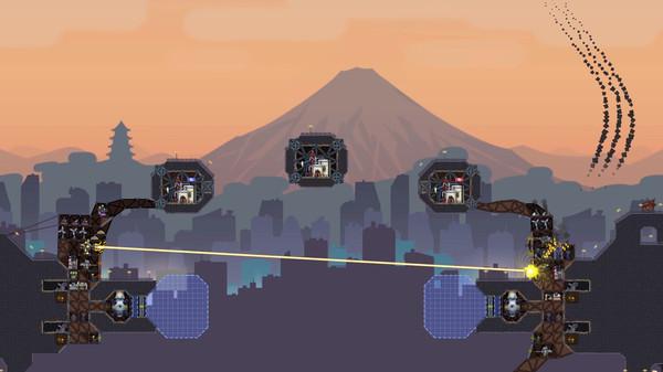 Скриншот из Forts - Moonshot