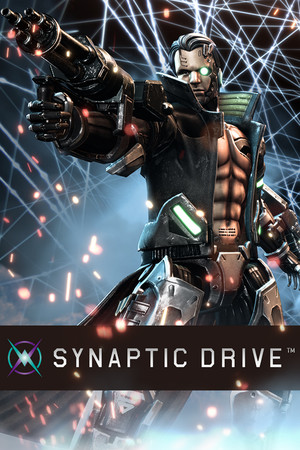SYNAPTIC DRIVE poster image on Steam Backlog