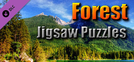 Classic Jigsaw Puzzles - Forest Jigsaw Puzzles
