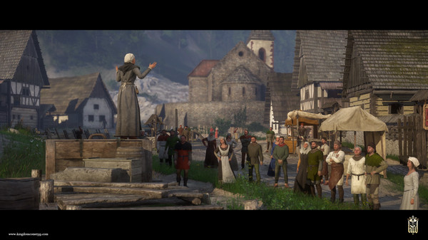 скриншот Kingdom Come: Deliverance - A Woman's Lot 5