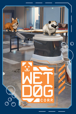 Wet Dog Corp poster image on Steam Backlog