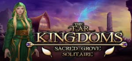 The Far Kingdoms: Sacred Grove Solitaire cover art