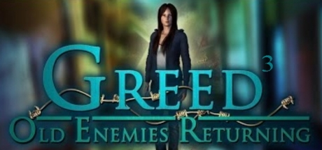 Greed 3: Old Enemies Returning cover art