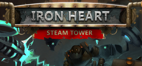 32496ac1429 Iron Heart. Fight a soulless steel army. Prove your mettle in a storm of  fire and steam!