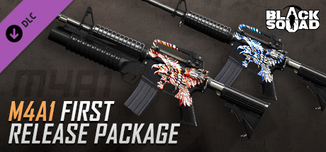 Black Squad - M4A1 FIRST RELEASE PACKAGE