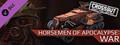 Crossout - Horsemen of Apocalypse: War