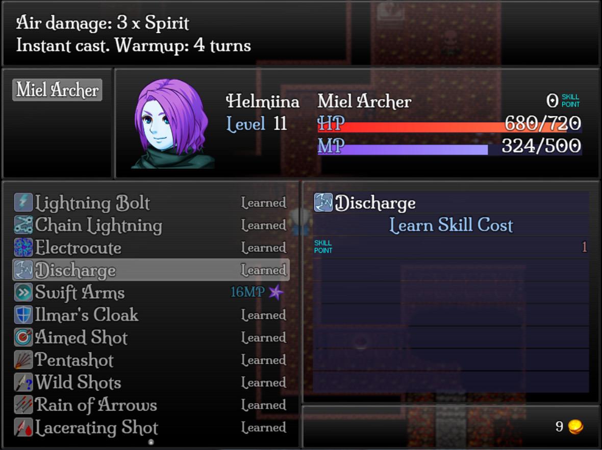 Tales of Nebezem RPG: Red Peril