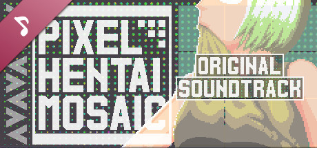 Pixel Hentai Mosaic - OST cover art