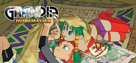GRANDIA HD Remaster Capa