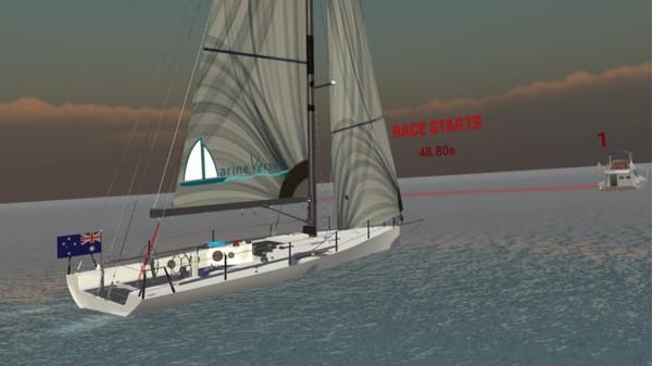 MarineVerse Cup - Sailboat Racing