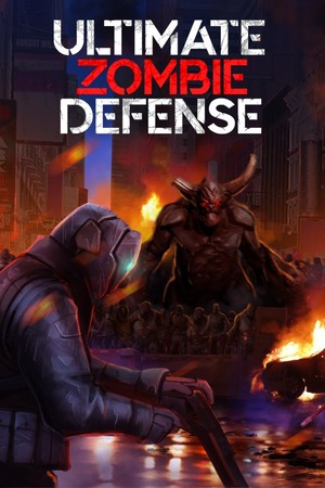 Ultimate Zombie Defense poster image on Steam Backlog