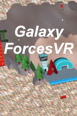 Galaxy Forces VR poster image on Steam Backlog