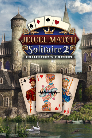 Jewel Match Solitaire 2 Collector's Edition poster image on Steam Backlog