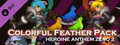 Heroine Anthem Zero 2 - Colorful Feather Pack --dlc