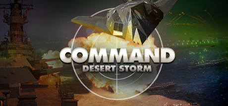 Command Desert Storm PC-SKIDROW