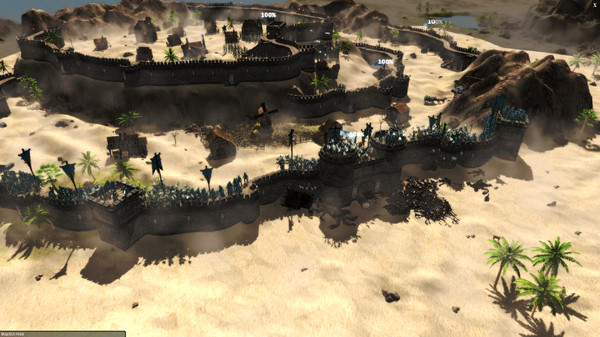 Kingdom Wars 2 Definitive Edition Survival ScreenShot 1