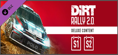 DiRT Rally 2.0 - Deluxe Upgrade Store Package