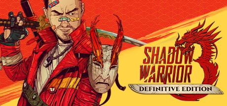 Shadow Warrior 3 cover art