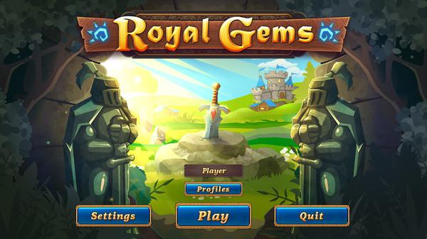 Скриншот из Royal Gems