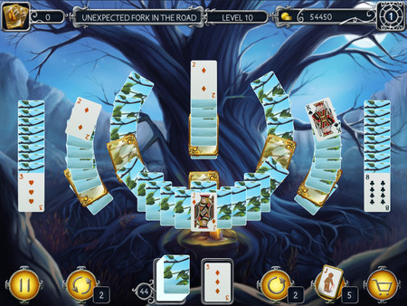 Mystery Solitaire Grimm Tales