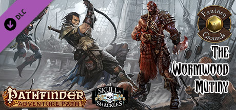 Fantasy Grounds - Pathfinder RPG - Skull & Shackles AP 1: The Wormwood Mutiny (PFRPG)