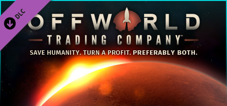 Offworld Trading Company - Core Game