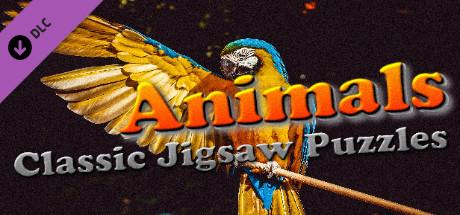 Animals - Classic Jigsaw Puzzles
