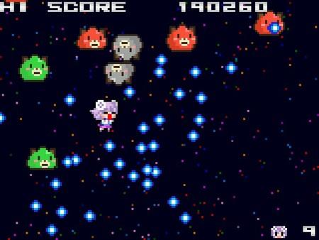 Screenshot of Neptunia Shooter