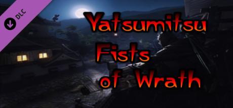 Yatsumitsu Fists of Wrath Wall Paper Set