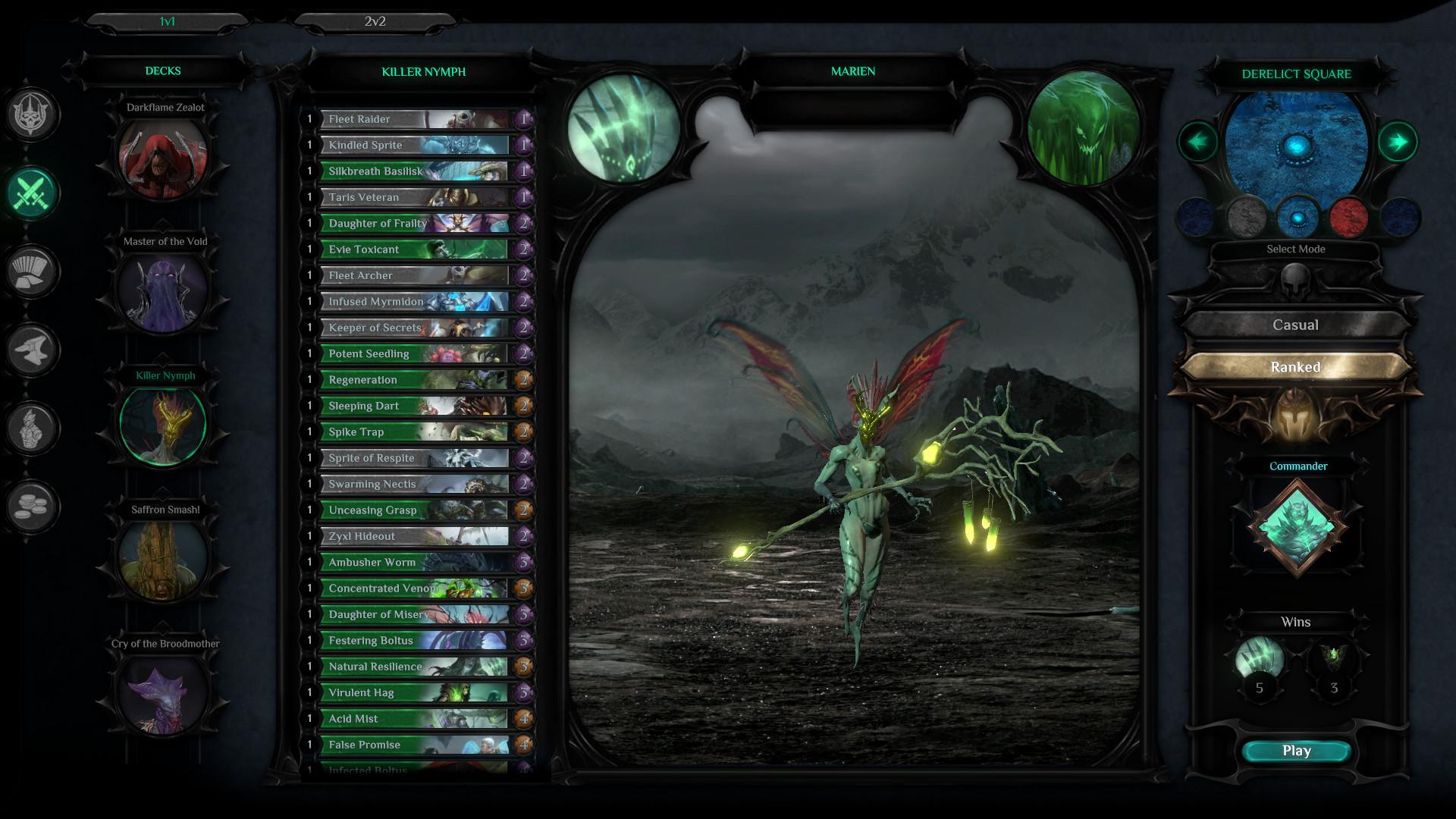 PHAGEBORN Online Card Game on Steam
