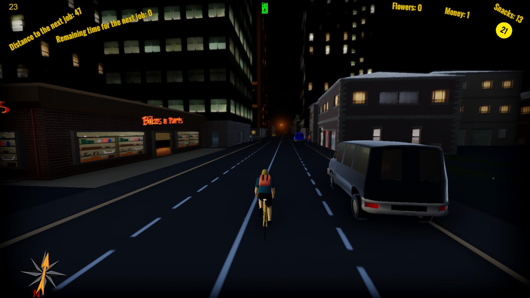 b m g 19 - bike messenger go!