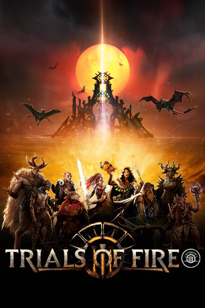 Trials of Fire poster image on Steam Backlog