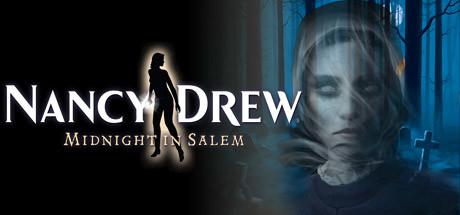 Nancy Drew®: Midnight in Salem Capa