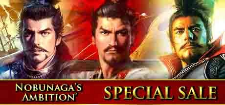 Daily Deal - Nobunaga's Ambition Franchise Up to 60% off