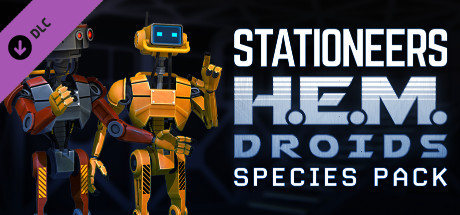 Stationeers: H.E.M Droid Species Pack