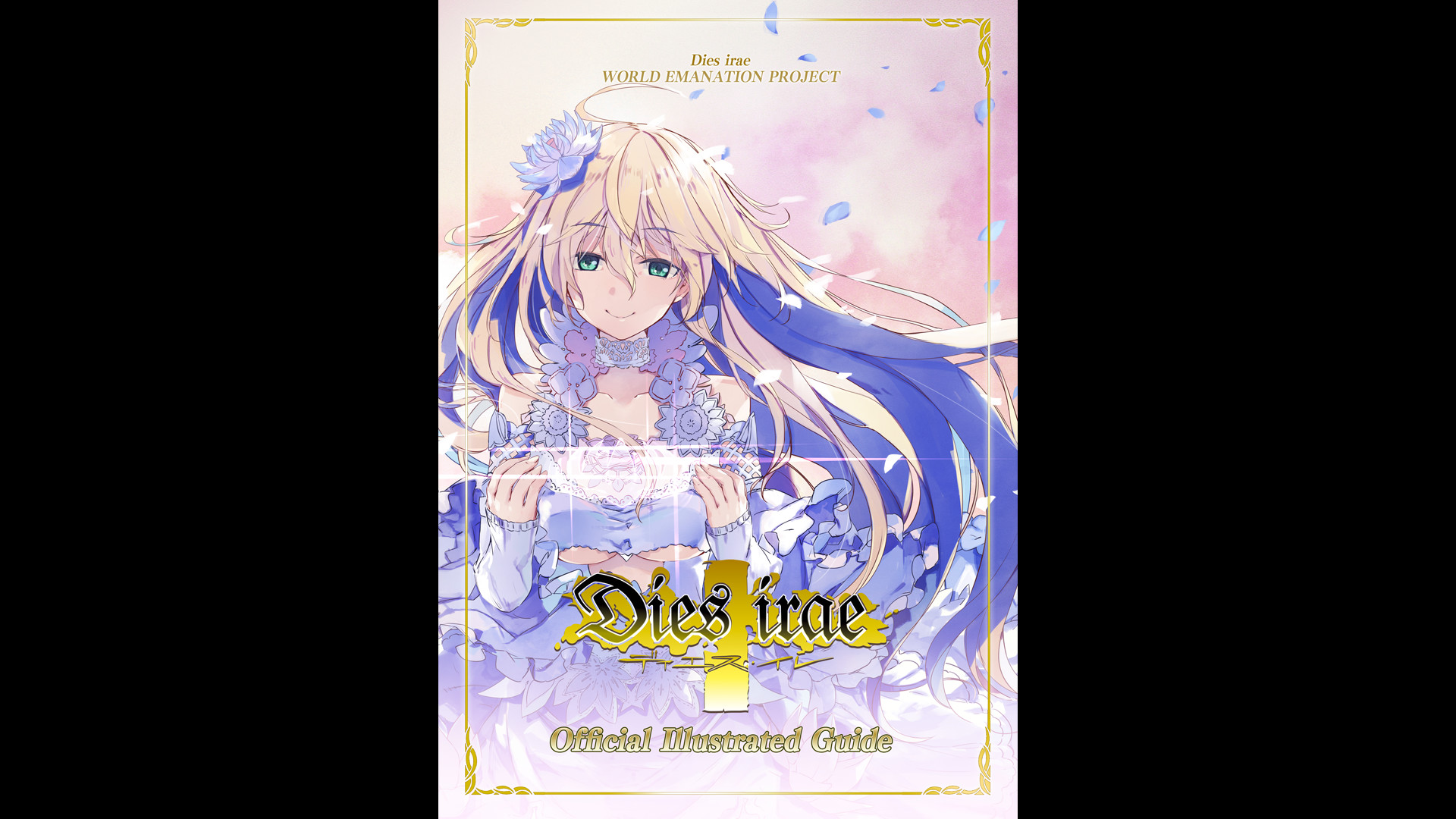 Dies irae ~Amantes amentes~ - Official Illustrated Guide